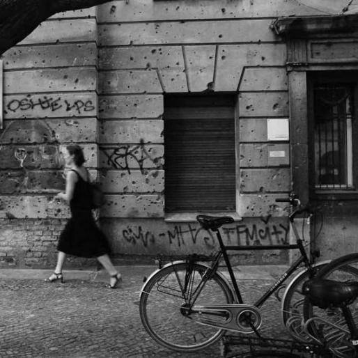 DOPPIA ESPOSIZIONE BERLIN 1985-2015 - Natascia Ancarani - EDIZIONI DEL FOGLIO CLANDESTINO 1